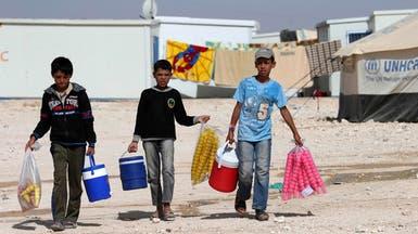 الأردن يتعامل مع عناصر مدفوعة من الأجهزة السورية