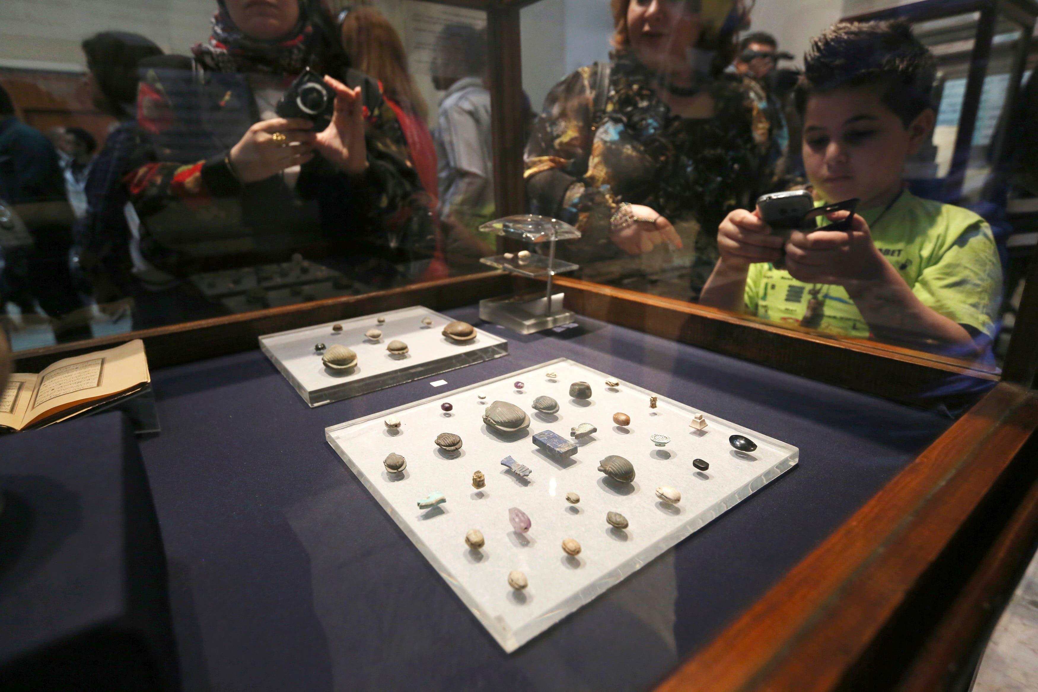 Egypt repatriates artifacts, inaugurates museum