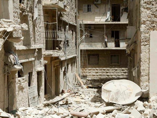 قوات الأسد تحاول اقتحام المليحة والبراميل تدك حلب