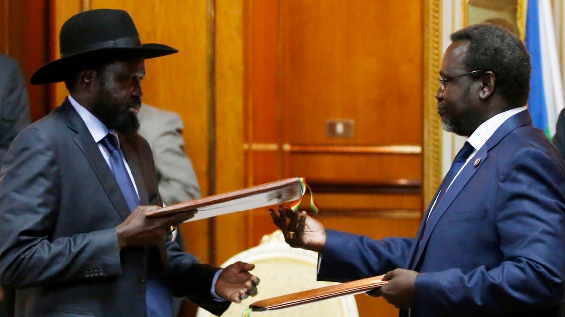 south sudan peace deal reuters