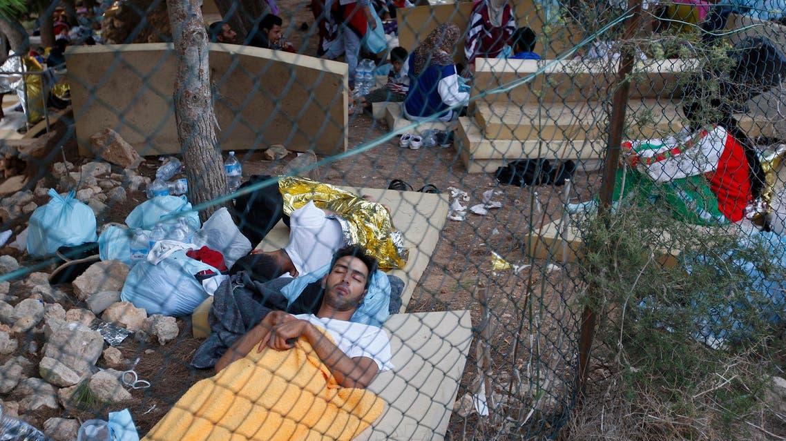libya illrgal immigrants italy reuters