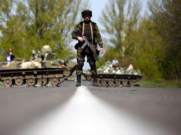 مقتل 49 عسكرياً أوكرانياً في طائرة أسقطها المتمردون