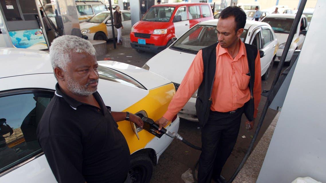 محطات وقود في اليمن