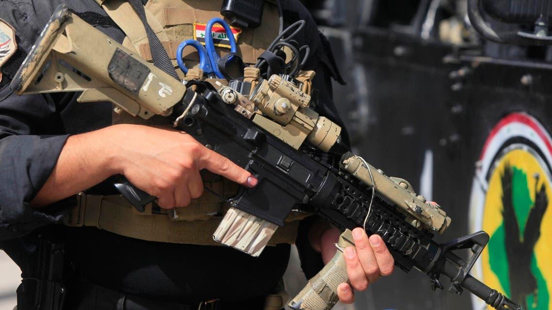 Iraq soldiers reuters