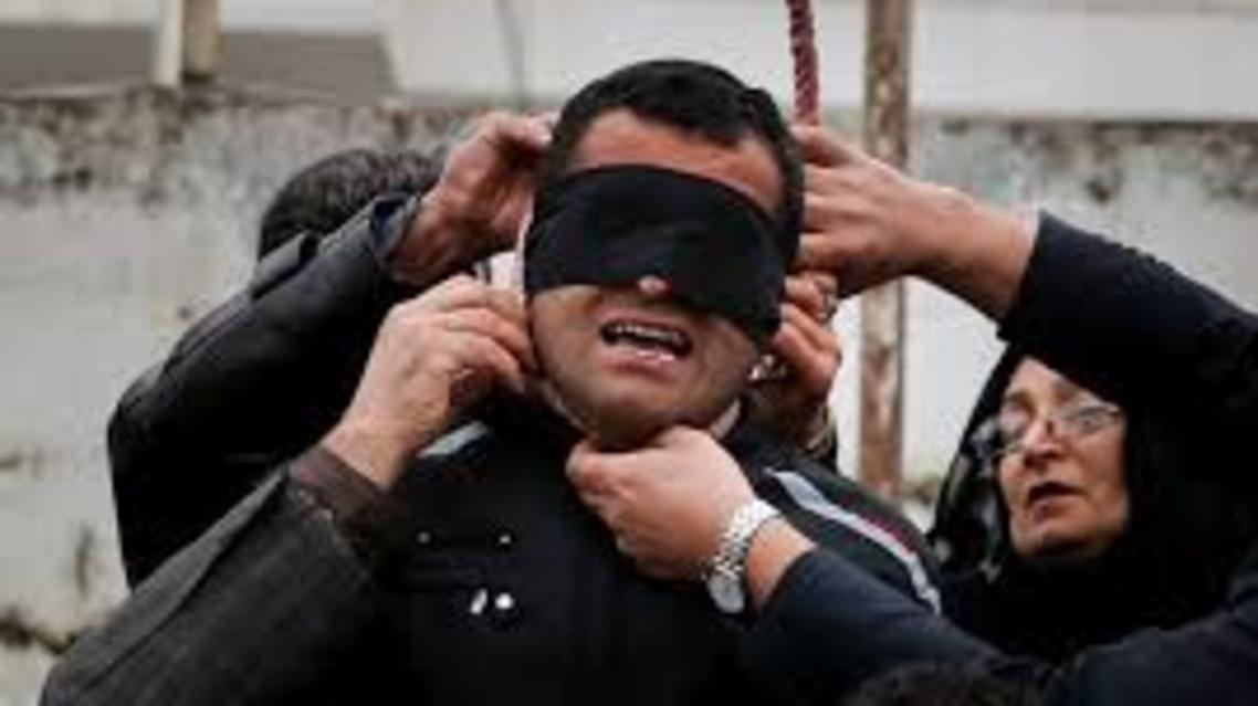 مادر ايراني كه قاتل فرؤنىش را بخشيد