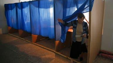 بدء الاستفتاء على الاستقلال في شرق أوكرانيا