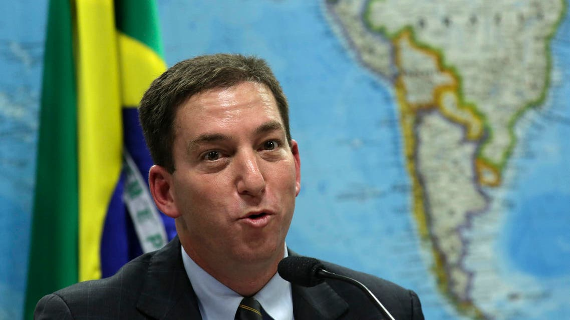 Glenn Greenwald, who wrote stories based on leaks by former NSA contractor Edward Snowden, says he fears arrest should he visit the UK. (File photo: Reuters)