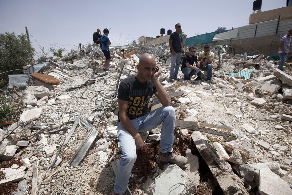 هدم منازل الفلسطينيين في القدس