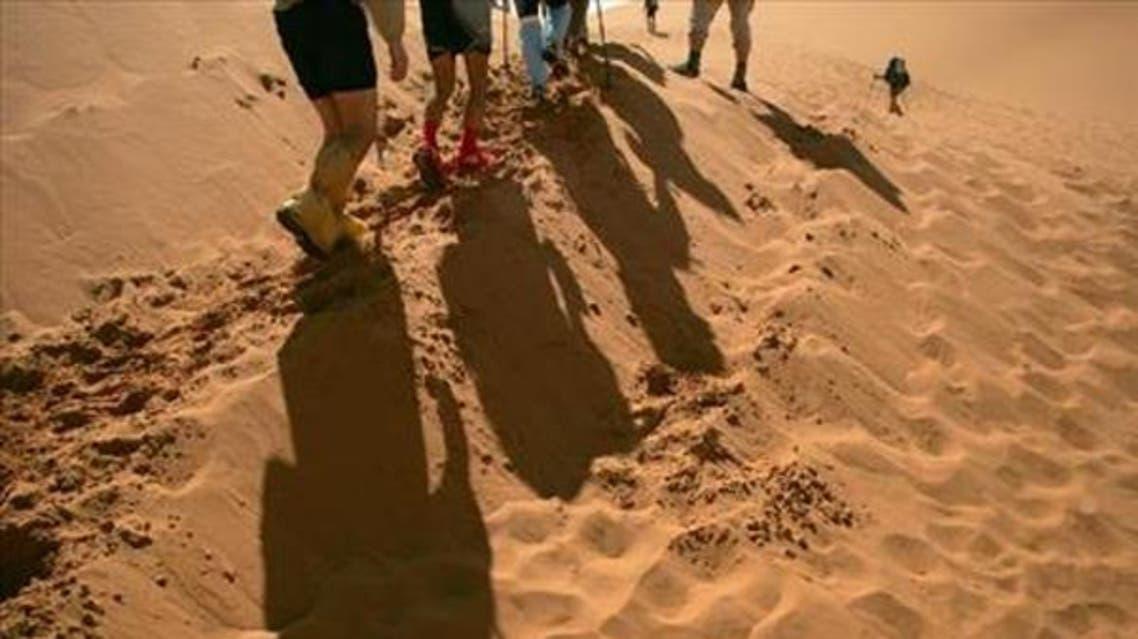 صحراء الجزائر