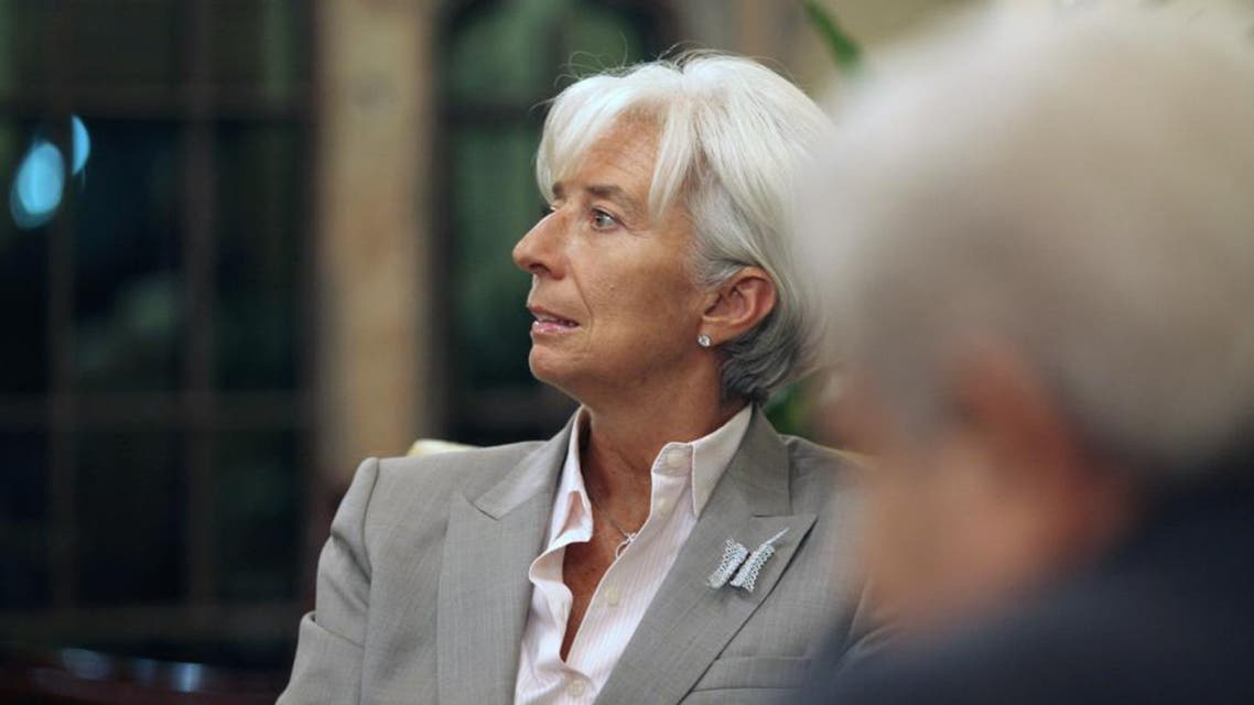 The International Monetary Fund's Christine Lagarde urged Arab states to phase out subsidy systems, which it says cost about $237 billion annually. (File photo: Shutterstock)