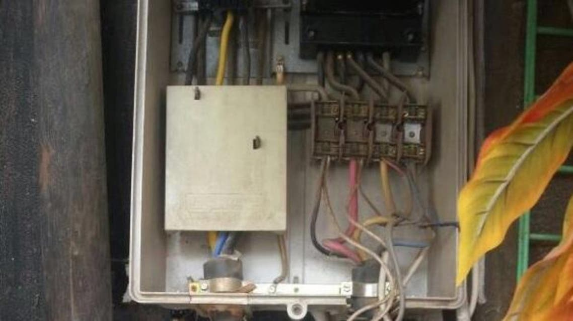 قطع كهرباء حائل