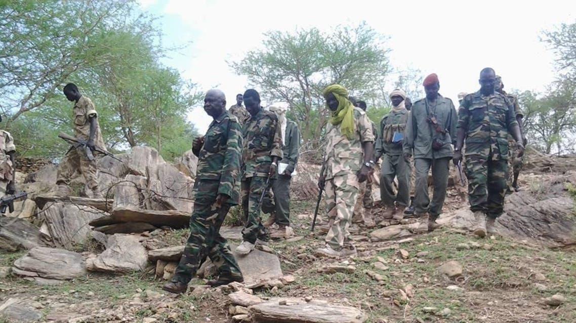 قادة التمرد في دارفور