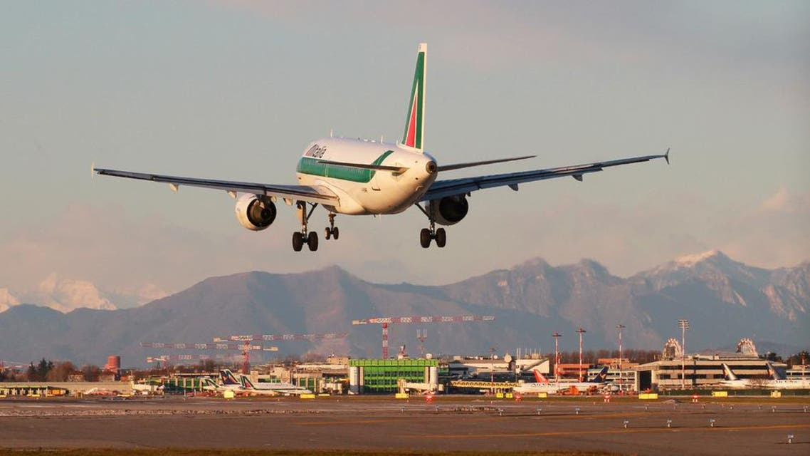 Italy's government said it urged Alitalia management to continue the talks with Etihad. (File photo: Shutterstock)