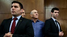 Israel's Olmert sentenced to 6-year jail term for corruption