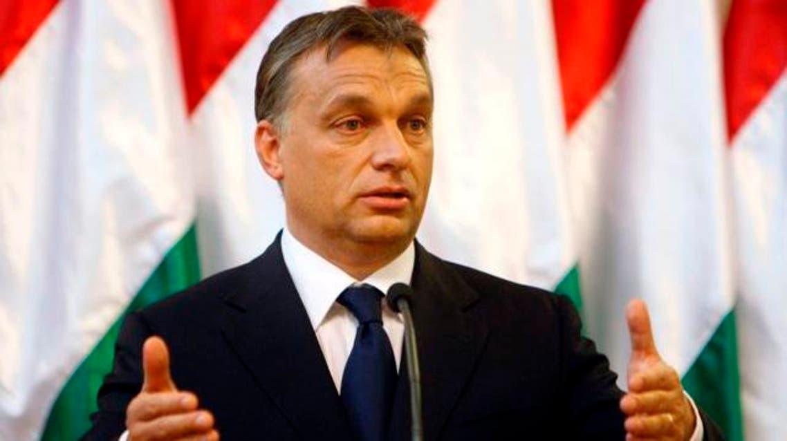 فيكتر أوربان رئيس الوزراء المجري