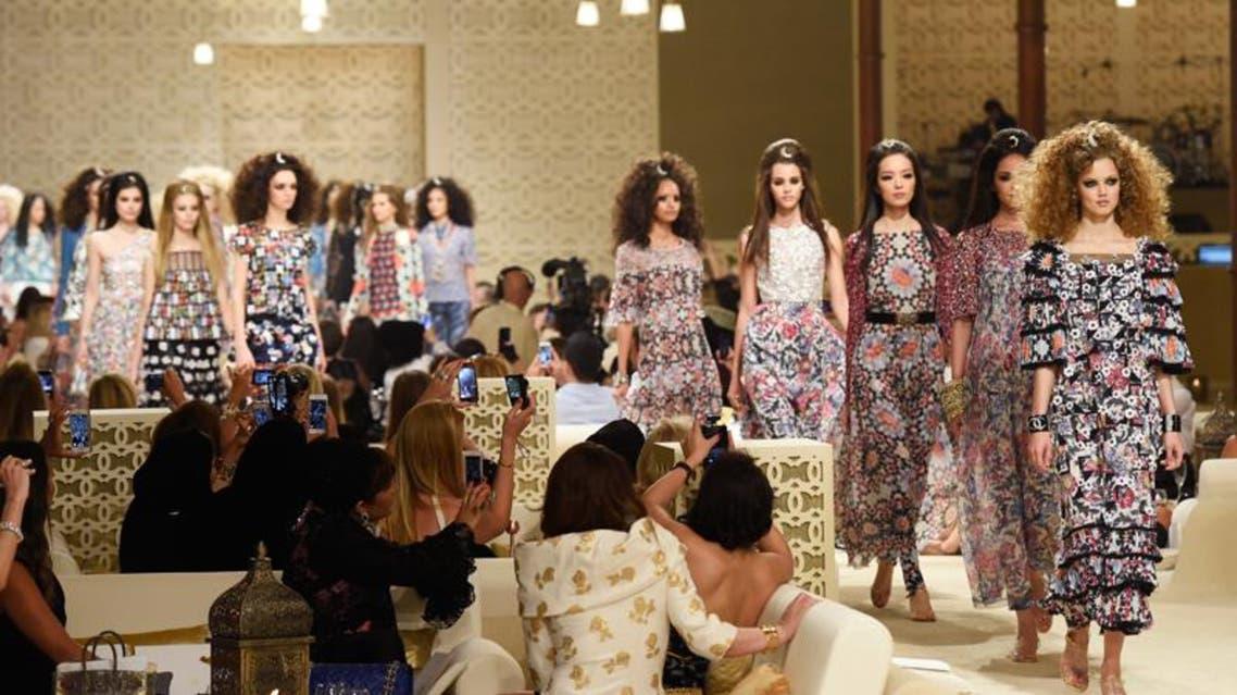"""مجموعة الأزياء """"الرحّالة"""" في دبي"""