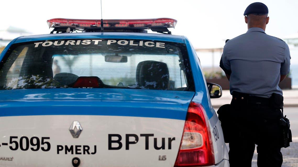 brazil police reuters