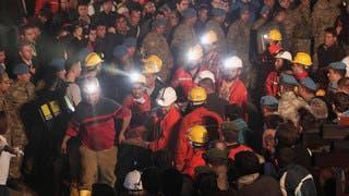 200 قتيل في انفجار داخل منجم بتركيا