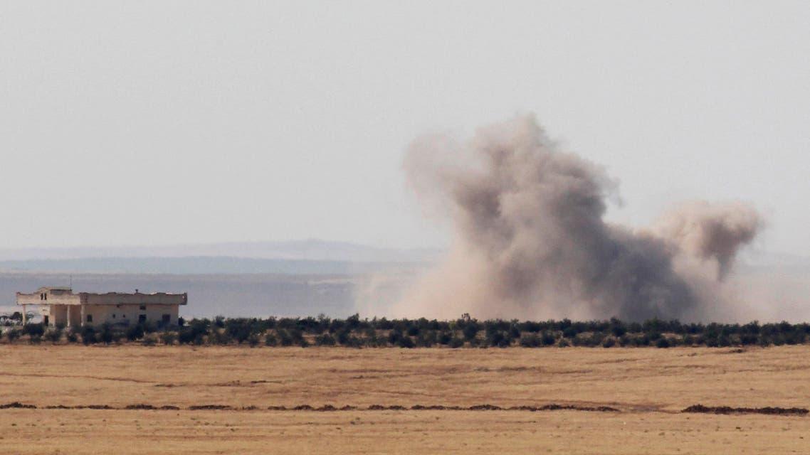 قوات الاسد تكثف عملياتها العسكرية على حمص