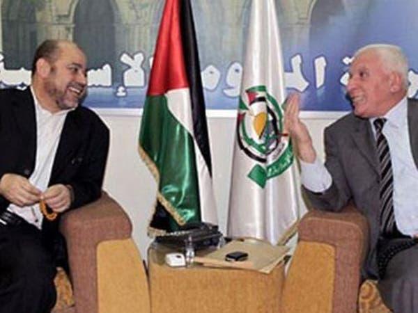 """""""فتح"""" و""""حماس"""" تمضيان قدماً في تنفيذ بنود المصالحة"""