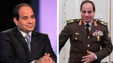 Sisi's electoral interviews: Was he a man or a marshal?