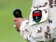 جنود غاضبون يقطعون طريق مكتب رئيس وزراء ليبيا