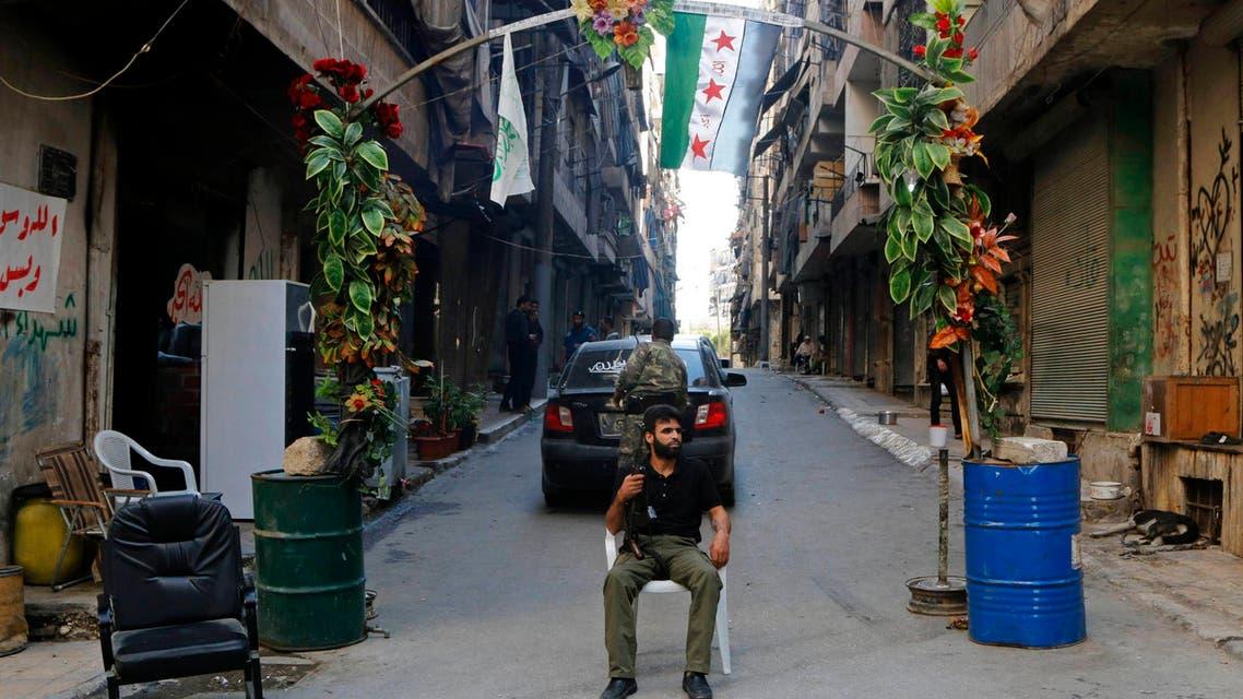 شارع في حلب