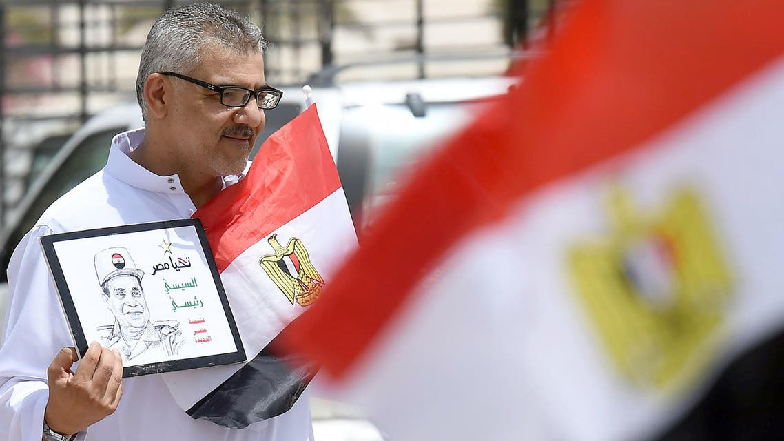 Egyptian expats kick off presidential vote