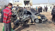 Car bomb blast kills 43 near Syria-Turkey border