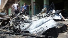 Car bomb, suicide attack in Baghdad kill 9 people