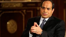 Sisi: there is no 'going back' for Egypt