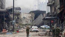 شام میں یرغمال دو برطانوی صحافی رہا