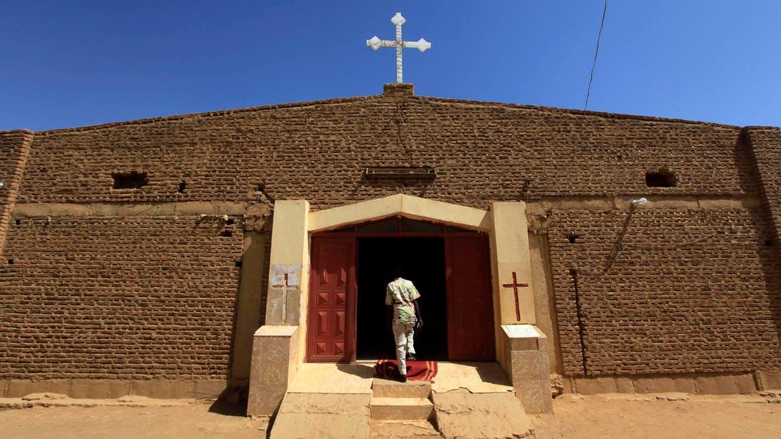 Reuters Sudan Christians