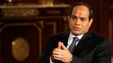 السيسي لصباحي: أديت التحية لمرسي احتراماً للدولة