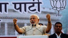 Modi storms to historic Indian election victory