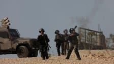 اسرائیلی فوجی حملوں میں دو فلسطینی شہید، متعدد زخمی