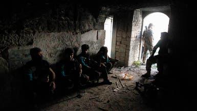 الجيش الحر يتقدم في ريفي حماة وإدلب