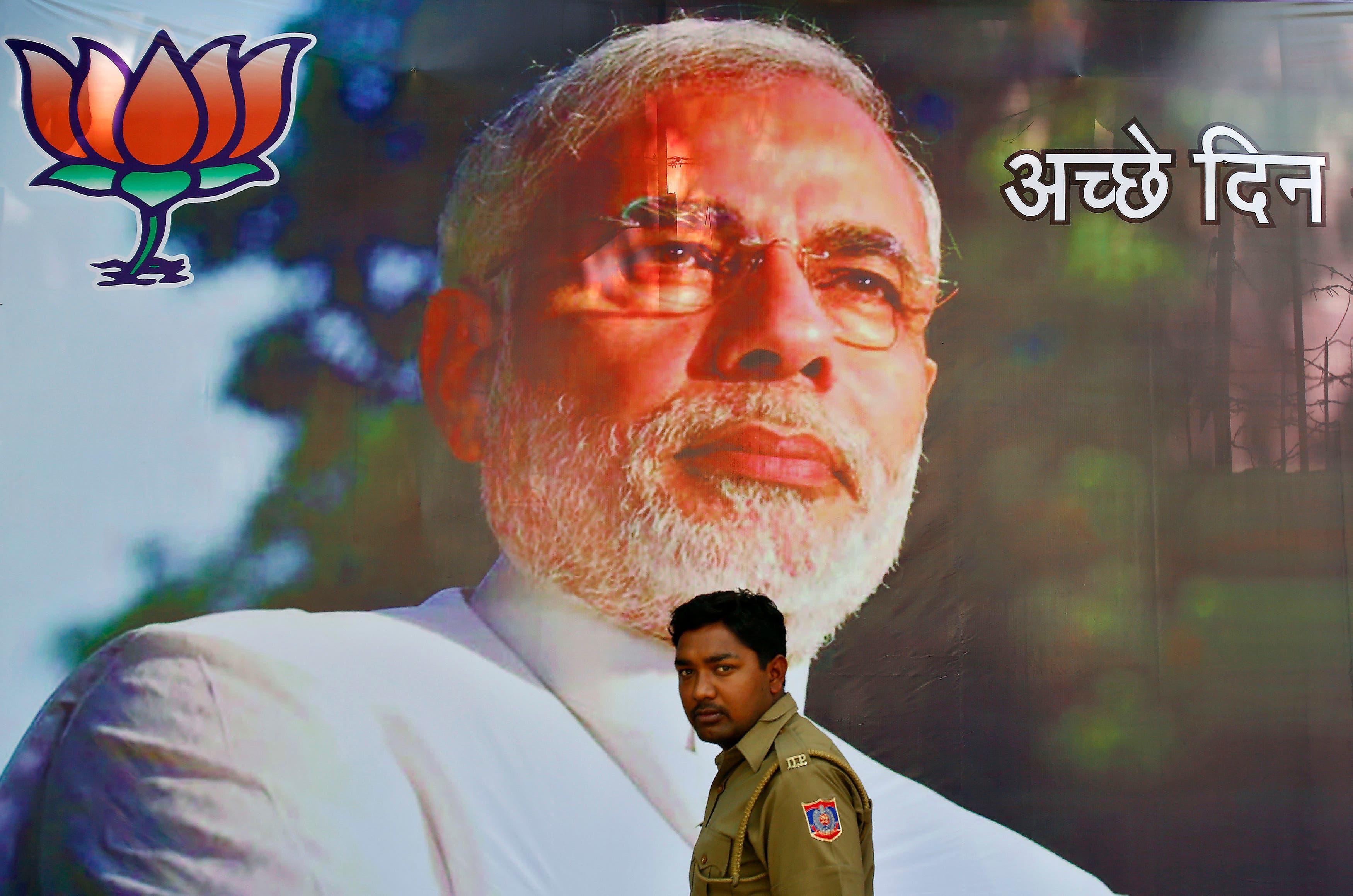Modi wins Indian elections