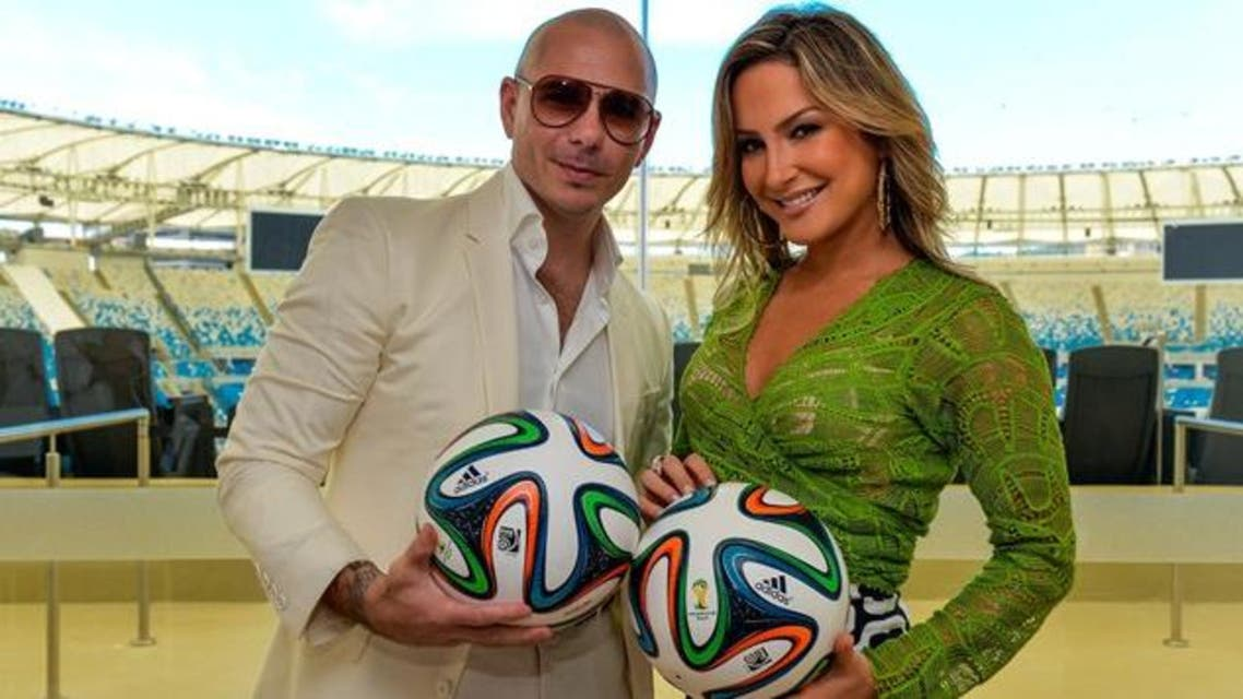 Pitbull World Cup Music Video