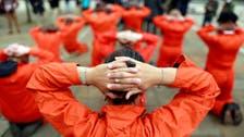 U.S. halts force-feeding of Gitmo prisoner