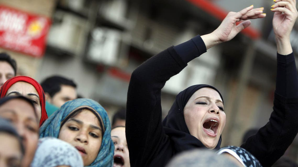 egypt reuters women