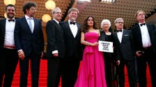 Hayek highlights #BringBackOurGirls in Cannes