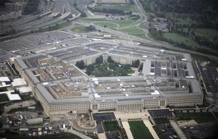 pentagon reuters