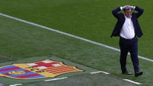Martino leaves Barcelona after Atletico wins league title