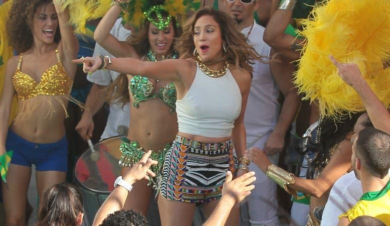 أغنية المونديال على إيقاع الصيف البرازيلي