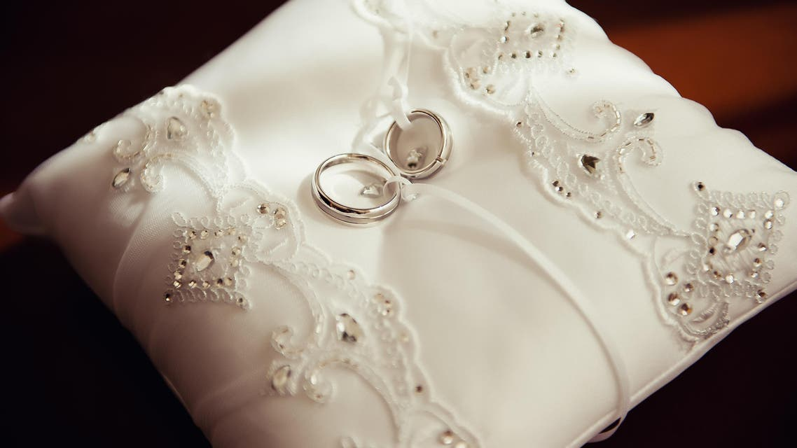 wedding rings shutterstock