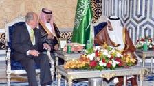 ہسپانوی فرمانروا کی سعودی ولی عہد سے ملاقات