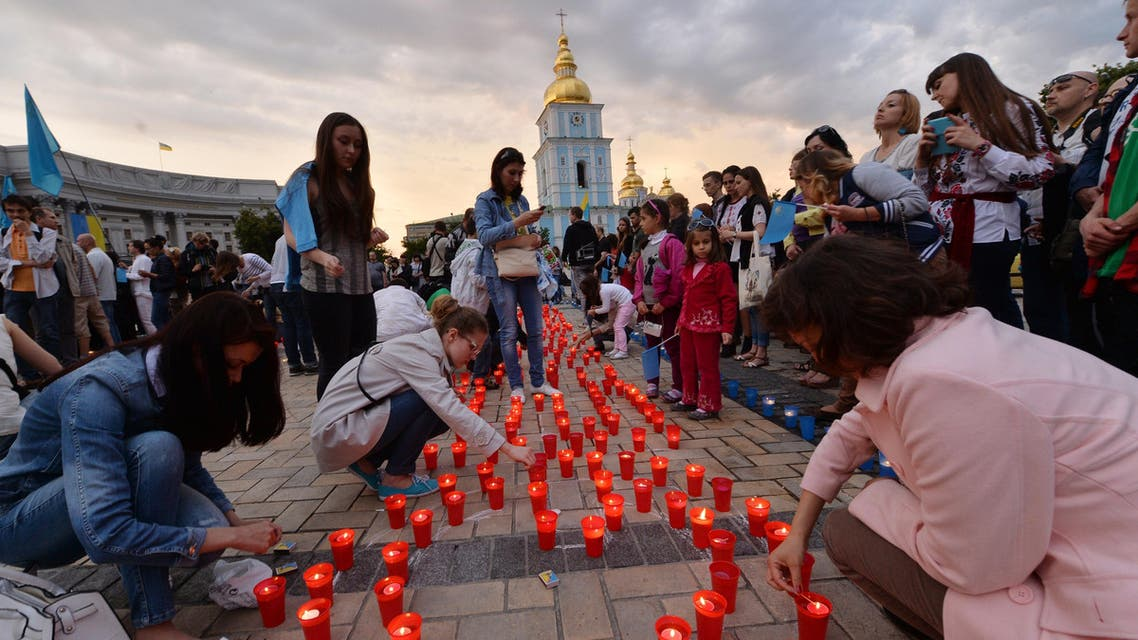 تتار القرم يحتفلون بذكرى تهجيرهم في عهد ستالين ال 70