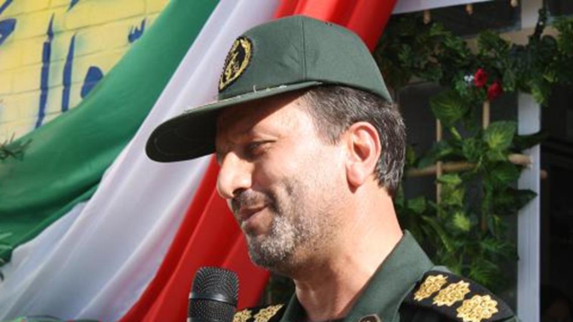 اسكندري قائد في الحرس الثوري