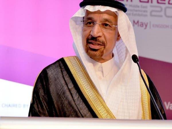 الفالح: سنصدر الغاز مستقبلا ومباحثات لمد شبكة إقليمية